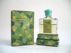 REAL DEVONSHIRE VIOLETS by Boots vintage mini by VintageImageBox, £19.95