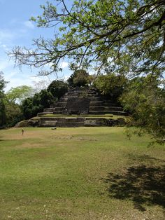 Xunantunich (Structure A-1), Belize, March 2012