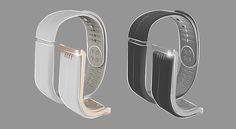 Olive: stress management bracelet on Behance