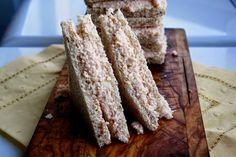 Sandwich de Pavo y Manzana estilo Rodilla (thermomix o batidora) | Las maría cocinillas