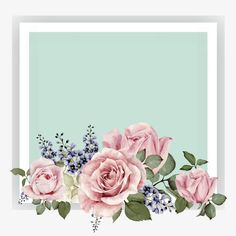 Framed Wallpaper, Wallpaper Backgrounds, Iphone Wallpaper, Borders And Frames, Floral Invitation, Mom Birthday, Vintage 70s, Overlays, Tapestry