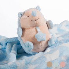 Baby's Blanket with Soft Toy Soft Blankets, Little Ones, Dinosaur Stuffed Animal, Teddy Bear, Rugs, Disney, Animals, Toy, Design