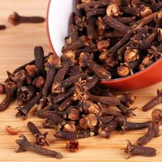 Cloves Kill 91% of Breast Cancer Cells & Slow Growth by 78%: Eugenol, which is the major essential oil in cloves, was found to potently kill over 91% of breast cancer cells in vitro. Cloves are a powerful medicinal herb with established anti-inflammatory, antioxidant and anticancer properties. recent studies are now confirming cloves' potent activity against prostate cancer, lung cancer, throat cancer, melanoma and others. http://www.ncbi.nlm.nih.gov/pubmed/24330704