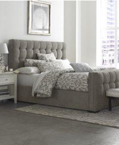 Grey Bedroom Furniture Set Roslyn Bedroom Furniture Sets Pieces Looks Super Cozy Grey Bedroom Furniture, Gray Bedroom, Bedroom Sets, Home Decor Bedroom, Bedroom Rustic, Stylish Bedroom, Master Bedroom, Modern Bedroom, Contemporary Bedroom