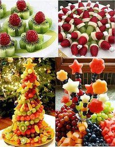 Mais ideias para decorar a sua mesa de Natal e Ano Novo
