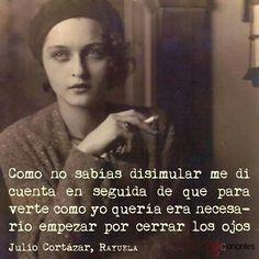 J. Cortázar *