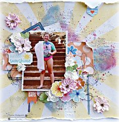Tania's Creative Space: Colorful Creations September Mid Month DT Challenge Reveal