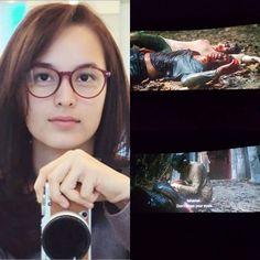 Expektasi lihat @chelseaislan di #Headshots kiri.. dan kenyataan kanan.. #headshots #chelseaislan #gochelsea eh #gofilmindonesia