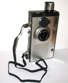 Transistomatic Radio G.E.C. 1964 GEC with Kodak Instamatic 100 Extremely RARE+++