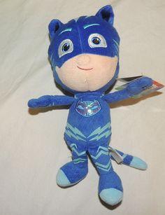 New PJ Masks Plush Toy Stuffed Animal Disney Junior Catboy  #Disney