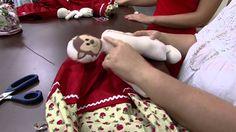 Mulher.com 11/09/2014 - Boneca 3 em 1 por Vivi Prado - (Parte 1/2)