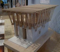 toaster for the treehouse: Architectural models as toys