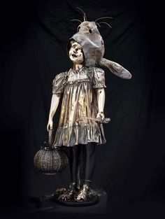 Dan Baldwin | Art | The End Of Innocence - Bronze