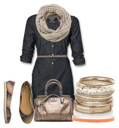 """""""Untitled #2"""" by applebean ❤ liked on Polyvore featuring мода, John Lewis, Coconuts, Coach, Kate Spade и Accessorize"""