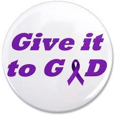 "Give Epilepsy to God 3.5"" Button > New Section > Space for Jesus Shop"