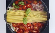 Enkel one pot pasta | Spaghetti og pasta | EXTRA -