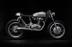 Ducati Scrambler Cafe Racer by Tarform Motorcycles Brooklyn with Belstaff Milano #motorcycles #caferacer #motos   caferacerpasion.com