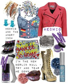 Hedwig and the Angry Inch: Hedwig Inspired Outfit