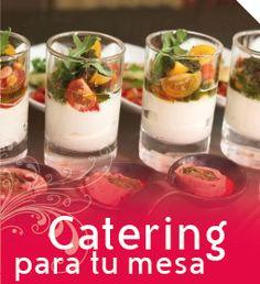 Catering para tu mesa