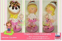 Fofuchas Cupcakes