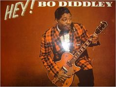 At £88.66  http://www.ebay.co.uk/itm/Bo-Diddley-HEY-Rare-First-Press-A-1-B-1-1962-Ex-Con-Moaural-NPL-28025-Nice-/251151468640