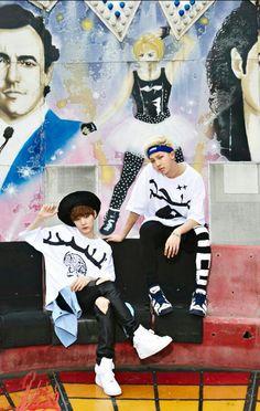 [Picture/Magazine] BTS at Ize Magazine [140501] | btsdiary