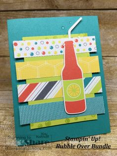 Stamping to Share Feb 2018 Mtg Swaps: Spring Bundles - Part Two - #stampingtoshare Card created by Kay Kalthoff