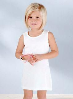 Hairstyles for children - high, long or short girl hairstyles- Kinderfrisuren – high, long or short girl hairstyles? Little Girl Bob Haircut, Little Girl Short Haircuts, Short Girl, Toddler Haircuts, Cute Haircuts, Toddler Haircut Girl, Popular Haircuts, Bob Haircuts, Short Hair Little Girls