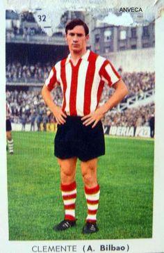 CLEMENTE (A. Bilbao - 1970-71) Ed. Fher