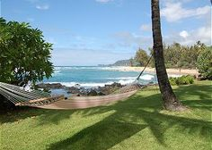 Honolulu, HI: This home is located two miles outside of Haleiwa town on a private gated property. Large deck and front yard overlook a beach cove. Ocean view jacuzz...
