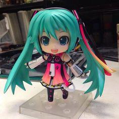 Custom Nendoroid Miku.