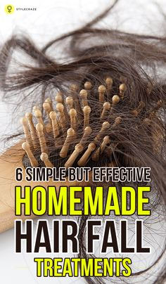 Hair fall and hair loss is something that is not restricted to a few any more. But one of the easiest and sure-shot ways to deal with hair fall is to resort to natural home remedies. These are extremely effective and have no side effects. #hairloss