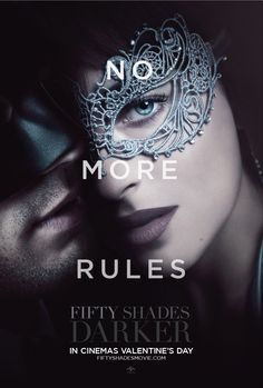 No more contracts. Rules were meant to be broken | Fifty Shades Darker Movie | In theaters Valentine's Day