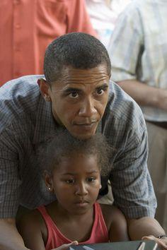 barack obama father's day 2013