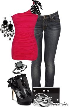 """Untitled #319"" by stephiebees on Polyvore"