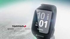 TomTom Spark Sports Watch Cardio + Music