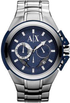 Armani Exchange Chronograph Mens Watch AX1180