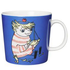 Moomin Mugs from Arabia – A Complete Overview Moomin Mugs, Tove Jansson, Helsingborg, Marimekko, Illustration Art, Illustrations, Tea Cups, Tableware, Mumi