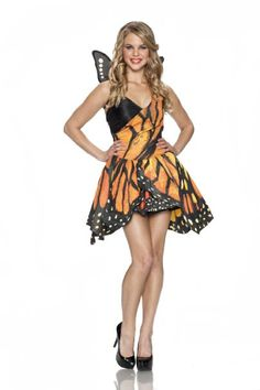 Butterfly Halloween Costumes monarch butterfly costume Monarch Butterfly Costume