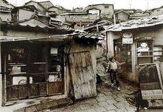 김기찬(Kim Ki-Chan) Old Pictures, Old Photos, Vintage Photos, Time In Korea, Korean Photo, Old Street, The Old Days, History Photos, Landscape Photographers