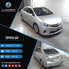 #Buy Your #Toyota Sai Now! View #Car Details: https://www.jinjidosha.com/details/?stid=JTJ-11932 #JinJidoshaJapan #BestCarSellingCompany #QualityCars #UsedCars #Japanese #RHD #Drive #Carsforsale #Navigaton #Carswithoutlimits #Speedway #Vehicles #Auto #CarOffer #CarDealership #Automobile