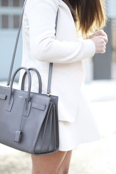 Saint Laurent Sac De Jour on Pinterest | Saint Laurent, Vanessa ...