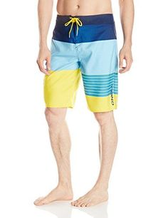 YOIGNG Boardshorts Red and Yellow Lobster Mens Quick Dry Swim Trunks Beach Shorts