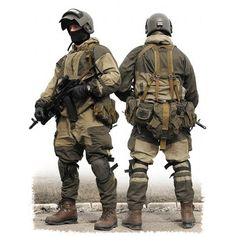 Russian special force tactical airsoft uniform GORKA 4
