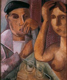 Lasar Segal - Exposição histórica sobre a zona de prostituição carioca