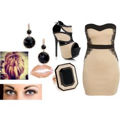 """""""Bailee's Clubbing Outfit"""" by baileechristinehoran on Polyvore"""
