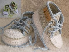 Crochet Shoes Pattern, Shoe Pattern, Crochet Baby Boots, Crochet Slippers, Baby Knitting Patterns, Baby Patterns, Crochet Case, Knit Baby Sweaters, Crochet For Beginners
