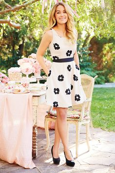 Chic Peek: My March Kohl's Collection + Giveaway-- Lauren Conrad at Kohls!