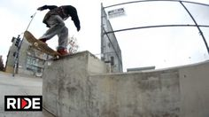 Anderson Stevie Skates Popular Los Angeles and Europe Spots. – RIDE Channel: Source: RIDE Channel