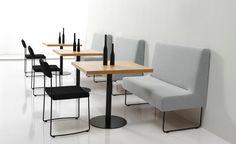 KE-ZU Furniture | Sancal MENU Sofa - Metal Sled Leg designed by Rafa Garcia | Sydney, Australia